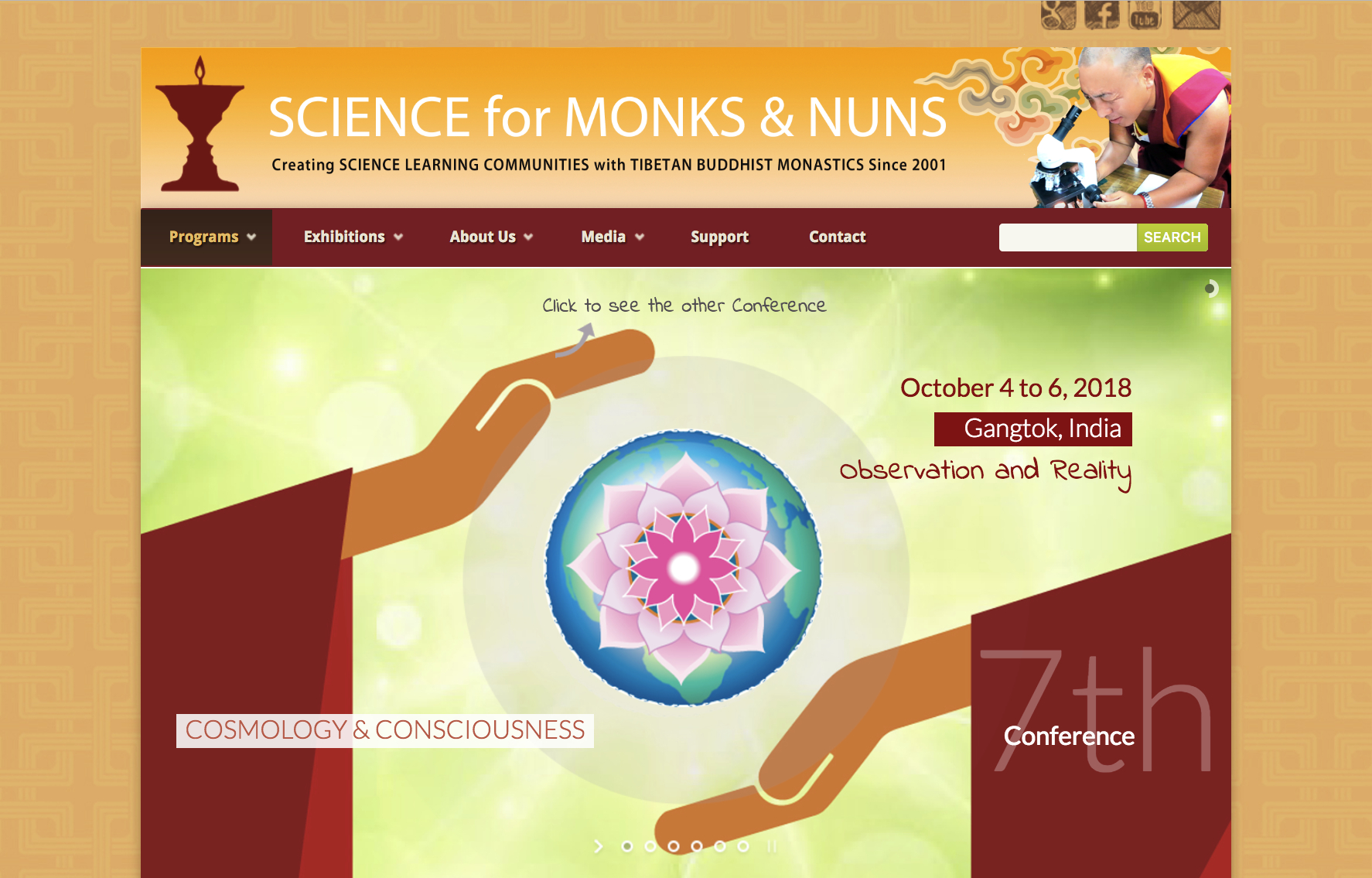 scienceformonks.org